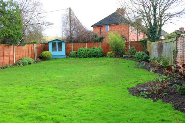 Garden At Back of Sheepdrove Road, Lambourn, Hungerford RG17