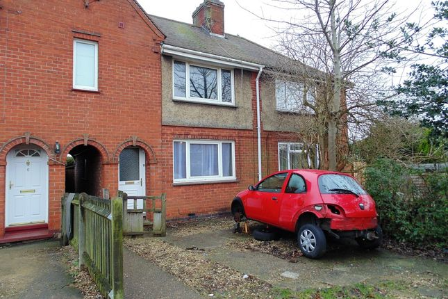 Thumbnail Terraced house for sale in Headlingley Road, Rushden, Northamptonshire