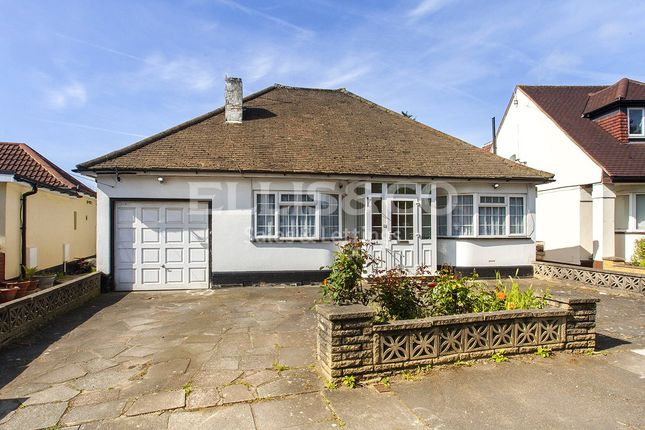 Thumbnail Detached bungalow for sale in Woodcock Dell Avenue, Kenton