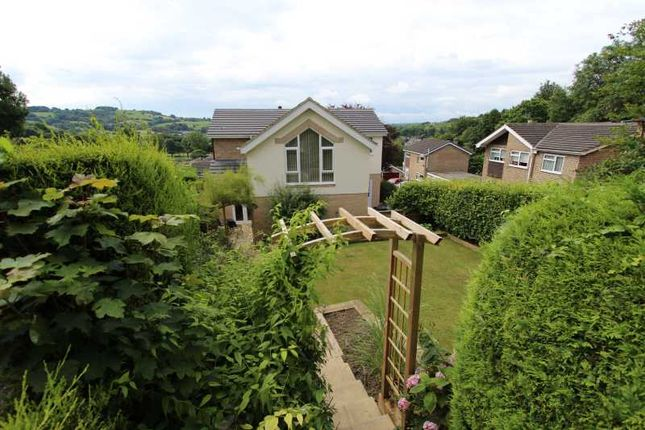 Thumbnail Detached house for sale in Memorial Croft, Off New Road, Bolehill, Wirksworth