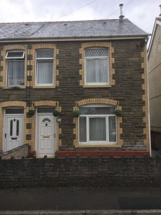 Thumbnail Semi-detached house to rent in Waterloo Road, Penygroes, Llanelli