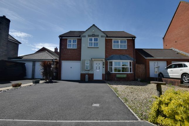 Thumbnail Detached house for sale in Dunedin Way, St. Georges, Weston-Super-Mare, Avon