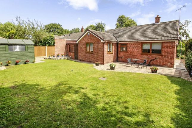 Fields End Leverton Road Sturton Le Steeple Dn22 3 Bedroom Detached Bungalow For Sale