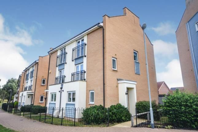 Thumbnail Town house for sale in Clenshaw Path, Basildon