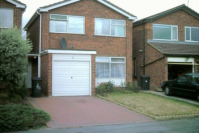 Thumbnail Detached house to rent in Dennis Close, Littleover, Derby