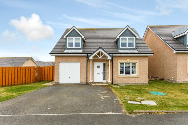 Thumbnail Detached house for sale in Harvey Way, Inverurie, Aberdeenshire