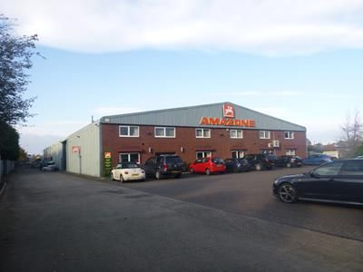 Thumbnail Commercial property to let in Warehouse/Industrial Unit, Blyth Road, Harworth, Doncaster