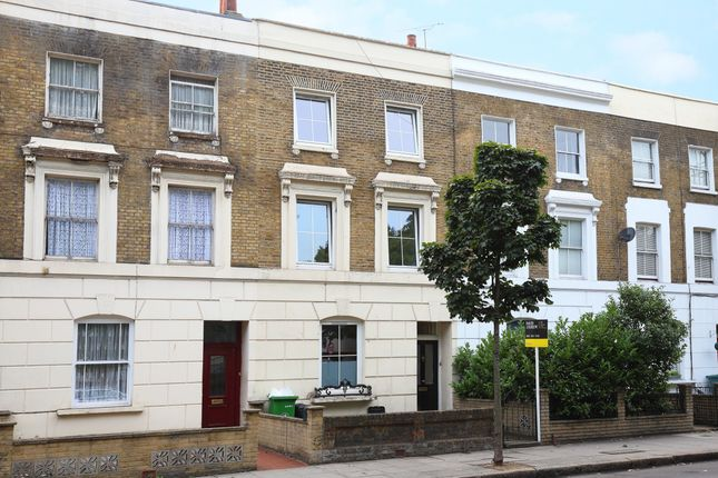 Thumbnail Terraced house to rent in Hornsey Road, London