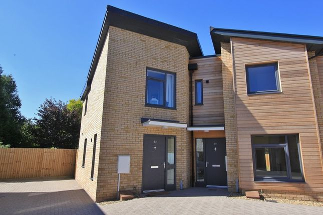 Thumbnail Semi-detached house for sale in Brickhills, Willingham, Cambridge