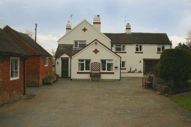 Thumbnail Flat to rent in Slindon, Near Eccleshall, Staffordshire