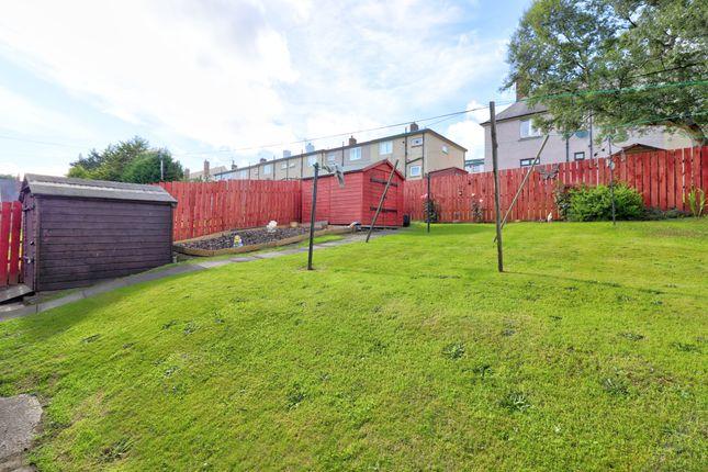 Back Garden of Kirkhill Road, Aberdeen AB11