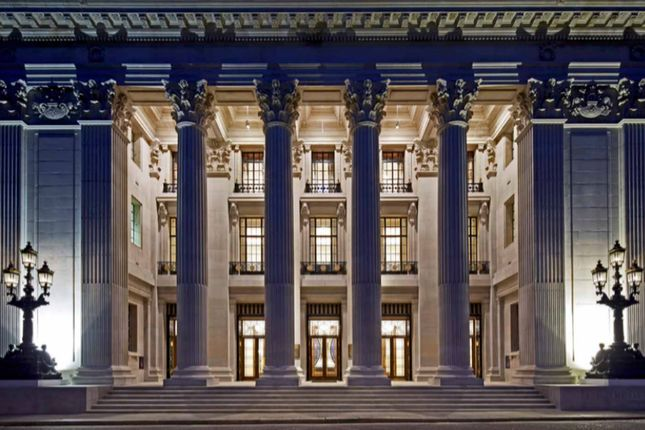 Thumbnail Flat for sale in Four Seasons, Ten Trinity Square, London