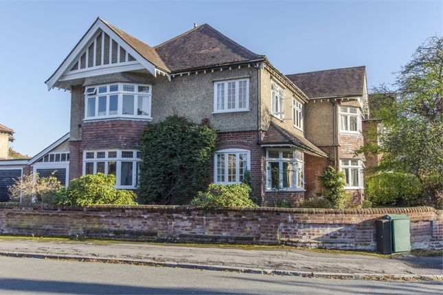 Thumbnail Detached house for sale in Westbourne Crescent, Highfield, Southampton, Hampshire