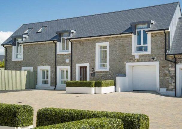 Thumbnail Semi-detached house for sale in 44 Captain'S Barn, Knock Rushen, Scarlett, Castletown