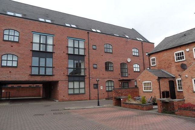 Thumbnail Flat to rent in The Mill House, Brook Street, Derby