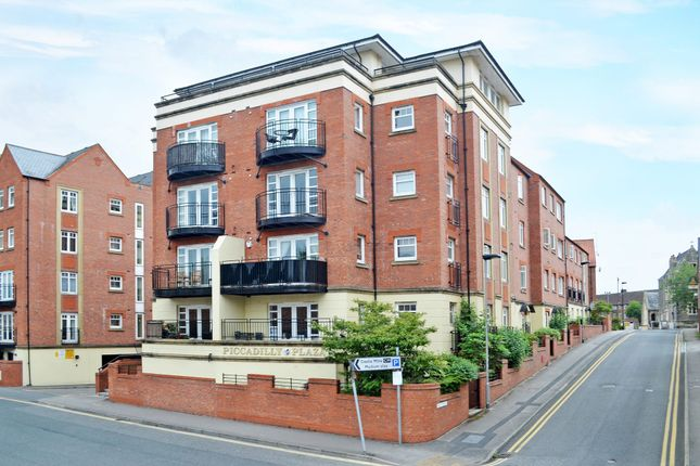Thumbnail Flat to rent in Piccadilly, York