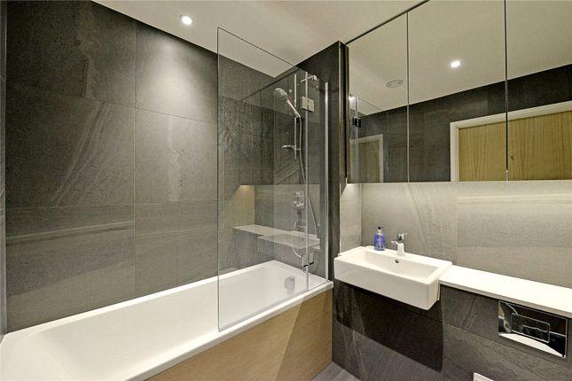 Bathroom of Roper Building, Greenwich Peninsula, 48 Reminder Lane, London SE10