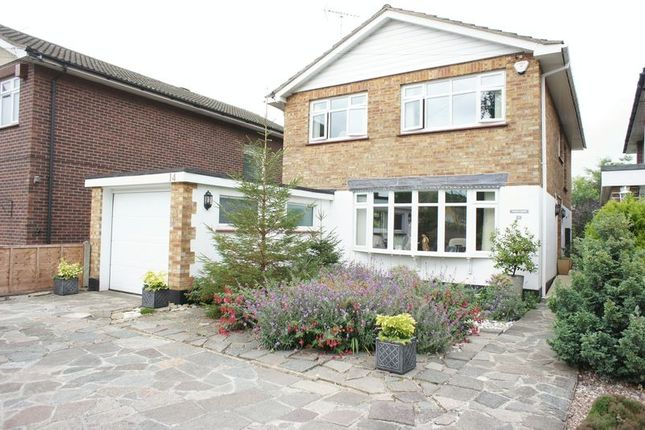 Thumbnail Detached house for sale in Poors Lane, Benfleet