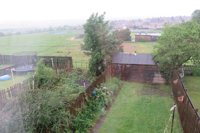 Rear Garden of Coatbridge Road, Airdrie ML6