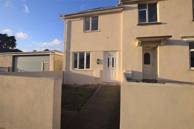 Thumbnail Terraced house to rent in Rowcroft Road, Paignton, Devon