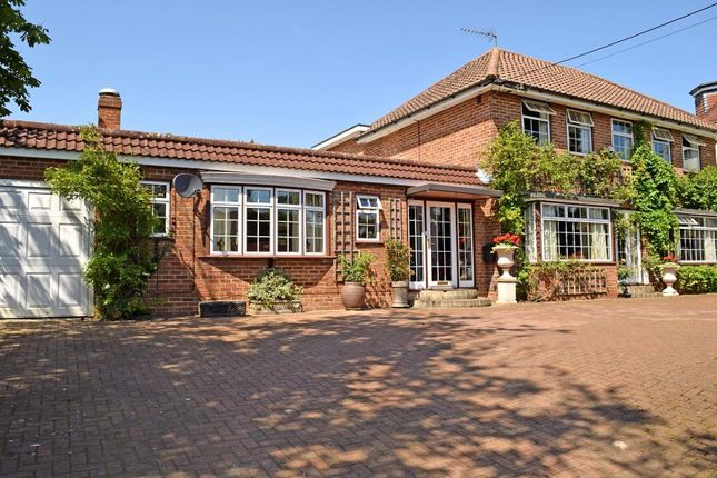 Thumbnail Detached house for sale in Lane End Road, Bembridge, Isle Of Wight