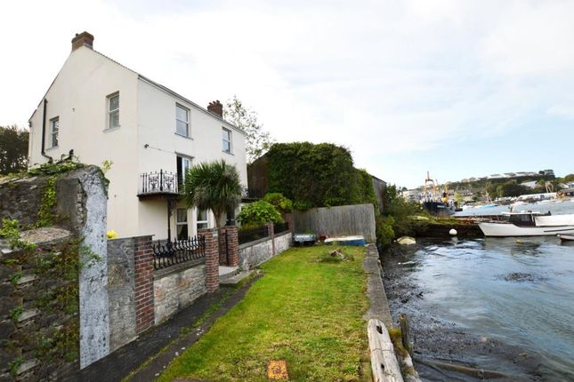Thumbnail 4 bed detached house to rent in Marine Road, Oreston, Plymouth, Devon