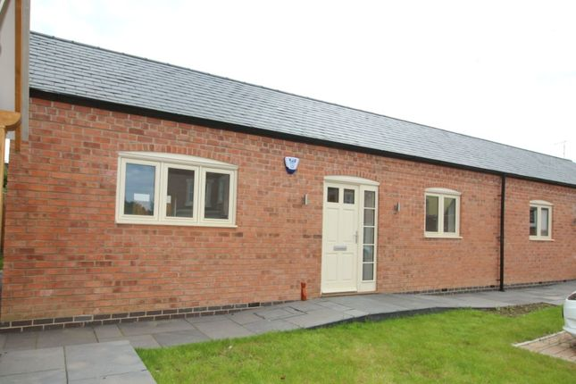 Thumbnail Bungalow for sale in Church Street, Burbage, Hinckley