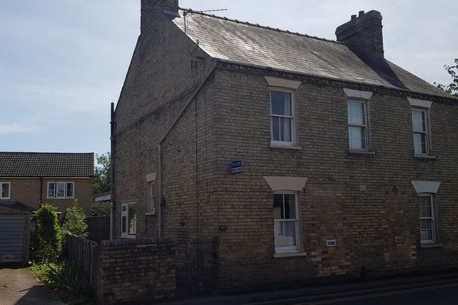 Thumbnail Semi-detached house to rent in High Street, Cottenham