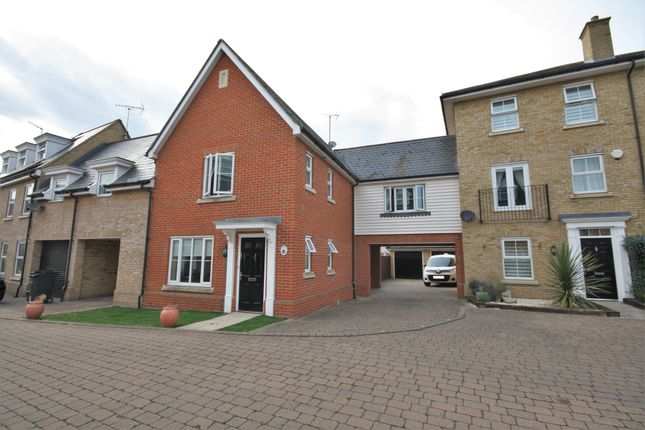 Thumbnail Link-detached house for sale in Eglinton Drive, Chelmsford