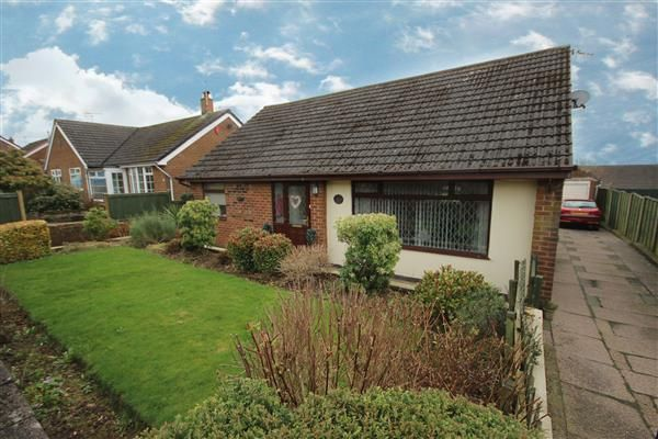 Thumbnail Bungalow for sale in Paladin Avenue, Weston Coyney, Stoke-On-Trent