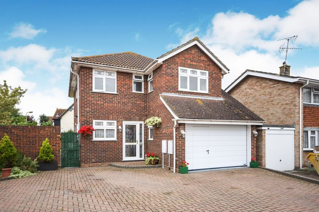Thumbnail Detached house for sale in Champions Way, South Woodham Ferrers, Chelmsford