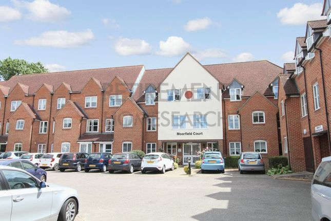 Thumbnail Flat for sale in Moorfield Court, Witham