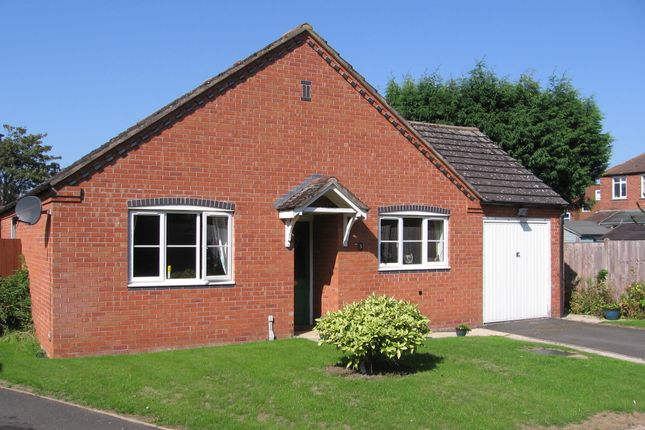 Thumbnail Bungalow to rent in New Church Close, New Church Road, Wellington, Telford