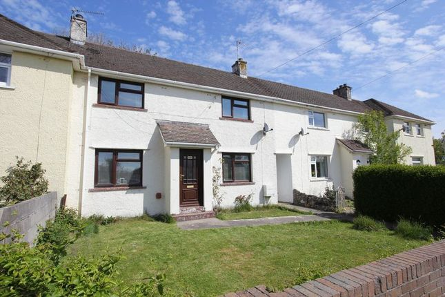 Thumbnail Terraced house for sale in Leigh Close, Boverton, Llantwit Major