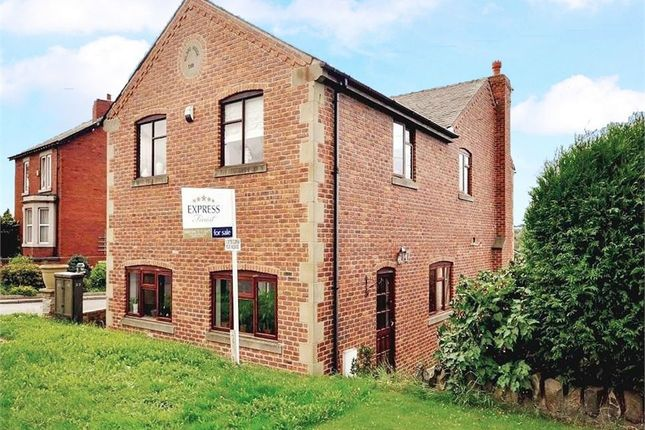 Thumbnail Detached house for sale in Batley Road, Wrenthorpe, Wakefield, West Yorkshire