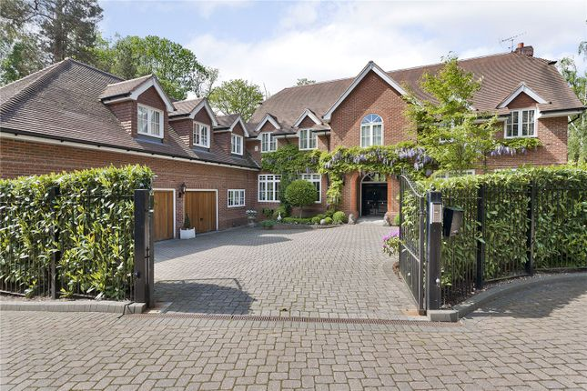 Thumbnail Detached house for sale in Sunning Avenue, Sunningdale, Berkshire