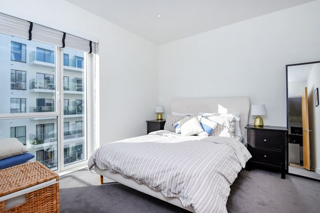 Bedroom of The Norton, John Harrison Way, Lower Riverside, Greenwich Peninsula SE10