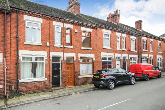 Thumbnail Terraced house for sale in Broomhill Street, Stoke-On-Trent