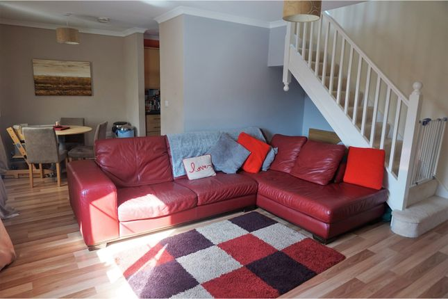 Thumbnail Semi-detached house for sale in Fforest Fach, Ammanford