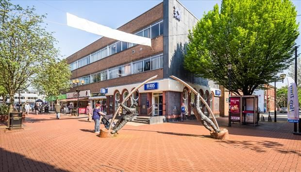 Thumbnail Commercial property for sale in Trinity House, Lord Street/, Trinity Street, Wrexham