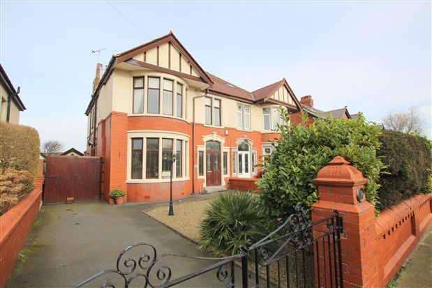 Thumbnail Property for sale in Windermere Road, Blackpool