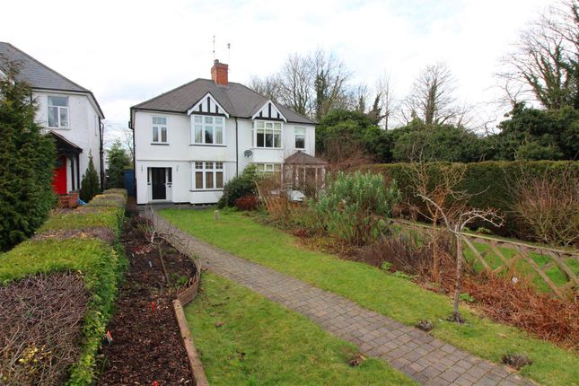 Thumbnail Semi-detached house to rent in Crackley Hill, Coventry Road, Kenilworth