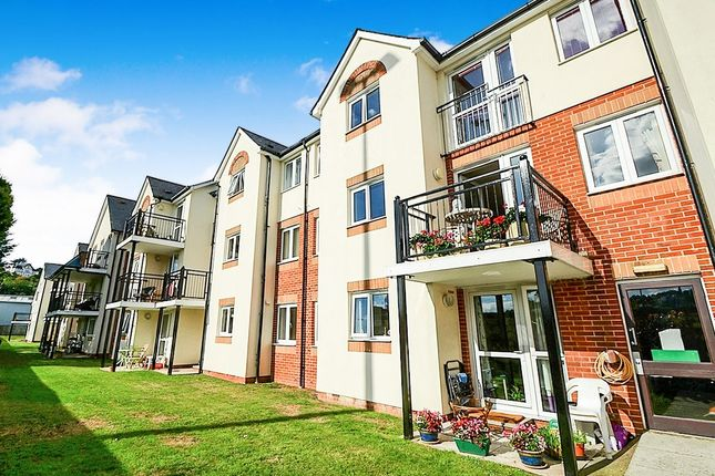 Thumbnail Flat for sale in D'arcy Court Marsh Road, Newton Abbot