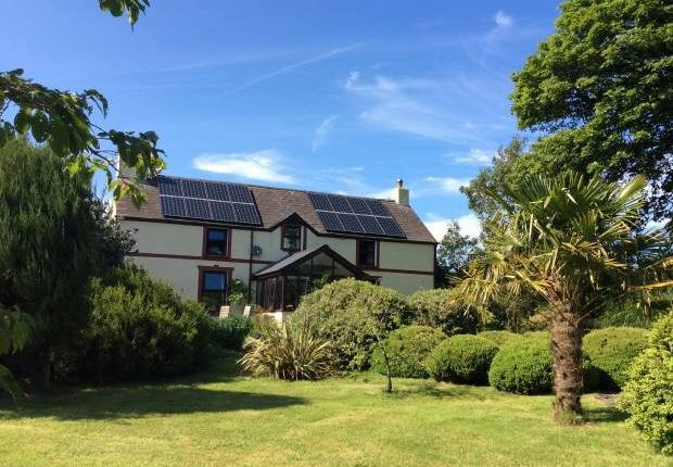 3 bed detached house for sale in Little Newcastle, Haverfordwest