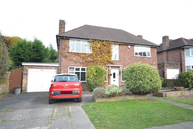 Thumbnail Detached house for sale in Aldbourne Close, Woolton, Liverpool