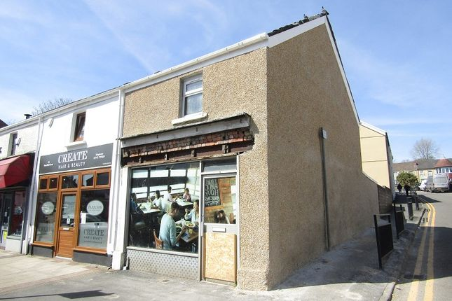 Thumbnail Retail premises for sale in Woodfield Street, Morriston, Swansea, City And County Of Swansea.