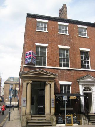 Office to let in 12 Park Place/Eyton House, Central Street, Leeds