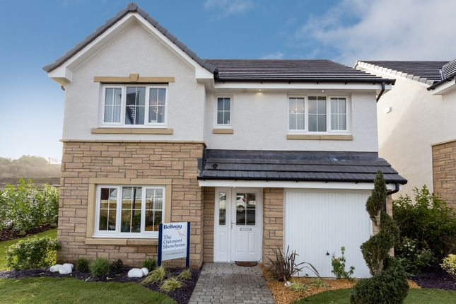 Thumbnail Detached house for sale in Off Airbles Road, Motherwell