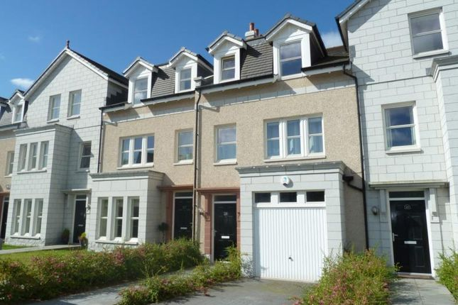 Thumbnail Town house to rent in Polmuir Gardens, Aberdeen
