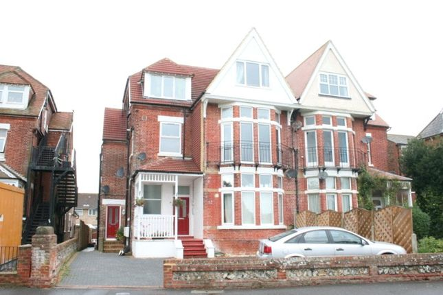 Thumbnail Flat to rent in St Catherines Road, Littlehampton, West Sussex